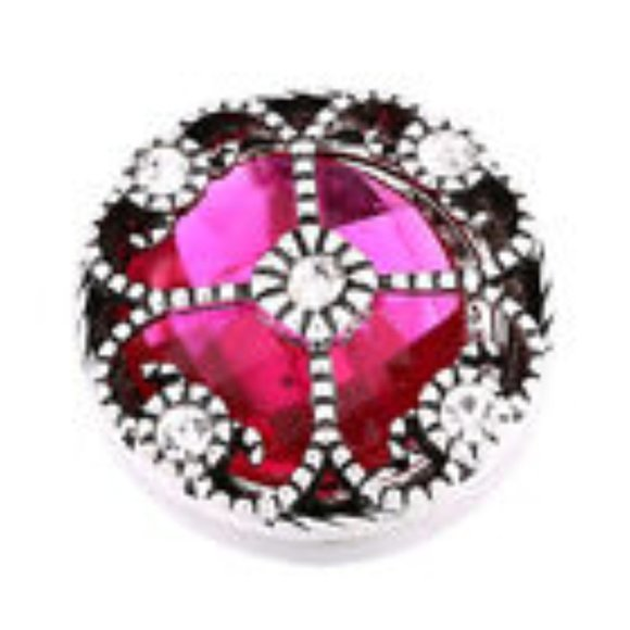 Jewelry - 18MM Snap Button Charm